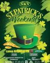 St.Patrick's Weekend