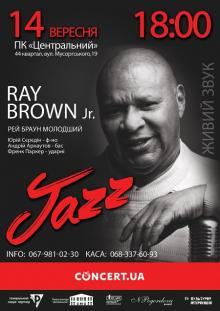Ray Brown jr